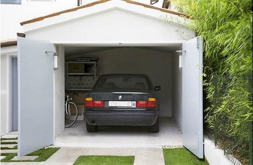 Гаражные ворота на 1 машину