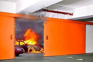 ДЕЛЬТА: противопожарные ворота