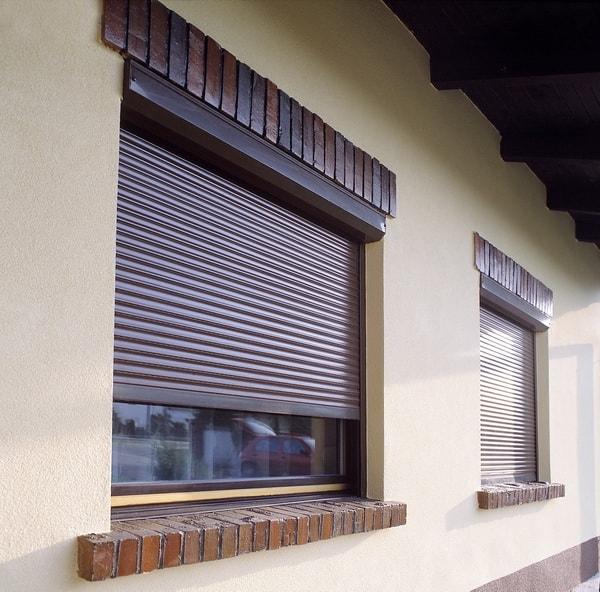 как выбрать роллеты на окна