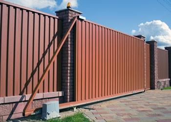 электропривод для откатных ворот