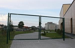 Ворота 1480х3000 Лайт 13
